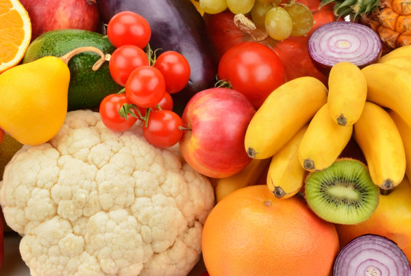 Color Me Healthy - Healthy Eating Tips