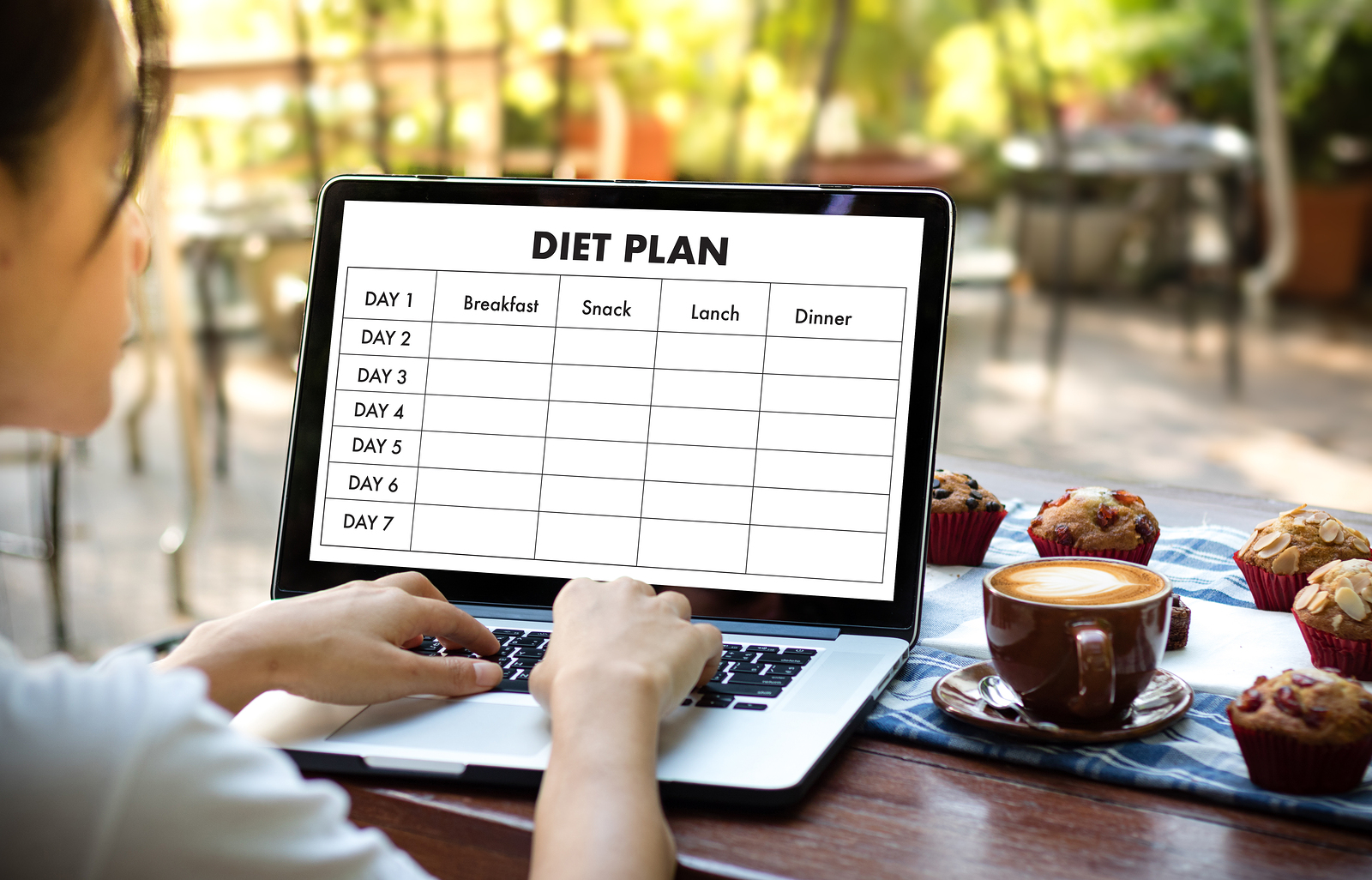 DOES DIET ACTUALLY MEAN D-I-E  ?